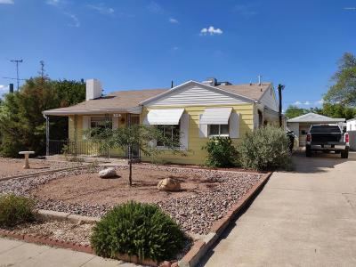 Single Family Home Active Contingent: 4545 E 8th Street