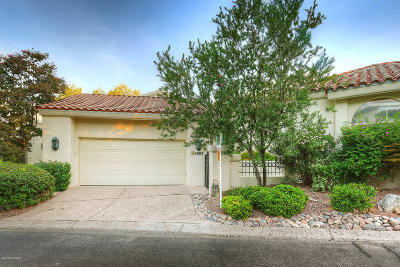 Tucson Townhouse For Sale: 4987 E Calle Brillante