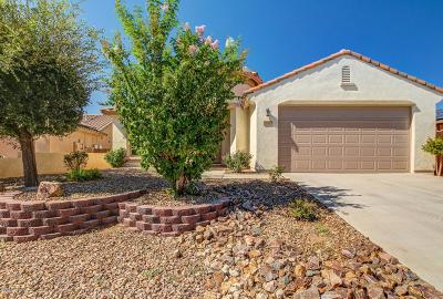 Sahuarita Single Family Home For Sale: 799 W Camino Tunera