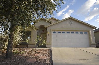 Single Family Home Active Contingent: 10452 E Pike Street