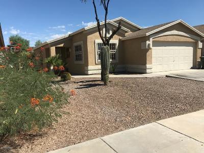 Single Family Home Active Contingent: 1310 W Laporte Lane