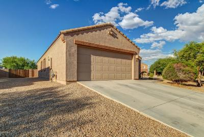 Single Family Home Active Contingent: 6496 W Beecher Falls Way