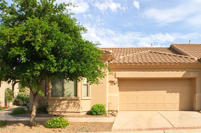 Oro Valley Townhouse Active Contingent: 13401 N Rancho Vistoso Boulevard #179
