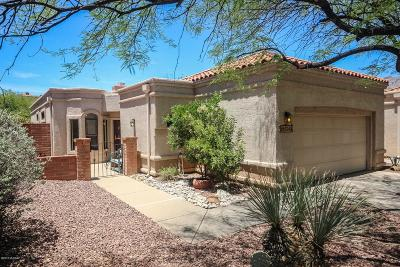 Tucson Single Family Home For Sale: 5543 N Largo Papavero
