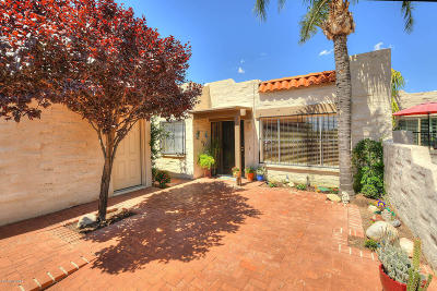 Tucson Townhouse For Sale: 7465 E Serenity Lane