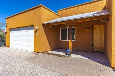 Tucson Single Family Home Active Contingent: 4005 E Justin Lane