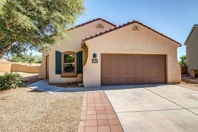 Marana Single Family Home For Sale: 11245 W Harvester Drive