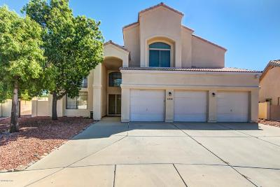 Oro Valley Single Family Home For Sale: 12590 N Copper Queen Way