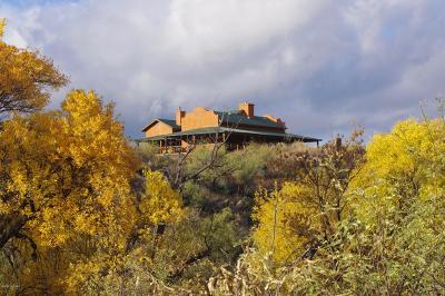 Tubac Single Family Home For Sale: 232 Bond Canyon Road