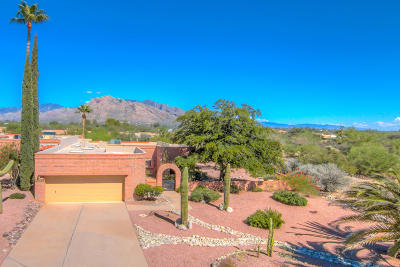 Tucson Townhouse Active Contingent: 8448 N Coral Ridge Loop