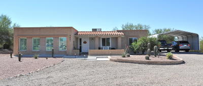 Tucson Single Family Home For Sale: 2481 W Rapallo Way