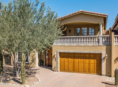 Tucson Townhouse For Sale: 7636 N Viale Di Buona Fortuna