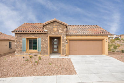 Marana Single Family Home For Sale: 14065 N Del Webb Trail