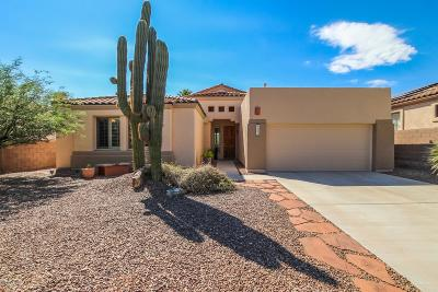 Tucson Single Family Home For Sale: 5267 N Fairway Heights Drive N
