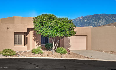Oro Valley Single Family Home For Sale: 13856 N Maxfli Drive
