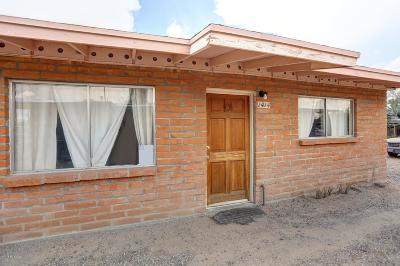 Tucson Residential Income For Sale: 1412 W Hualpai Road