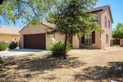 Marana Single Family Home Active Contingent: 11357 W Massey Drive