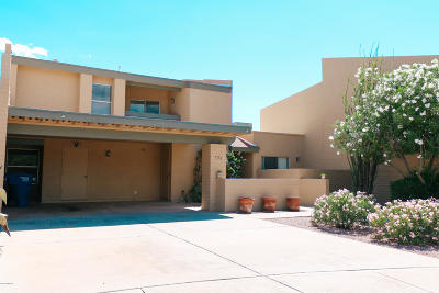 Pima County Townhouse For Sale: 7756 E 3rd Street