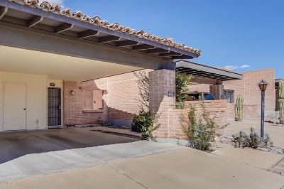 Tucson Townhouse Active Contingent: 4901 E Placita Arenosa