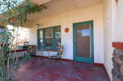 Tucson Single Family Home For Sale: 1120 E Elm Street