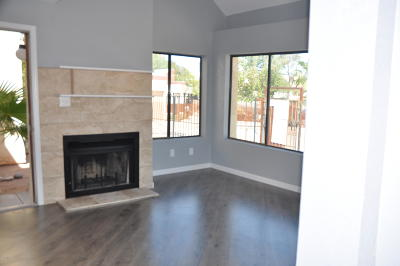 Tucson Condo For Sale: 2601 W Broadway Boulevard #E451
