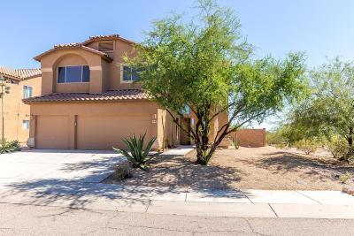 Tucson Single Family Home Active Contingent: 4187 S Alexandrite Avenue