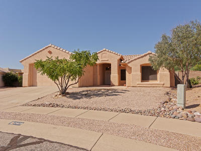 Green Valley Single Family Home For Sale: 2429 N Camino Reloj