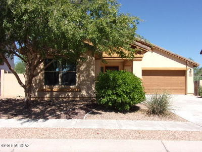 Sahuarita Single Family Home For Sale: 540 W Camino Curvitas