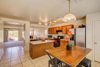 Tucson Single Family Home For Sale: 3498 S Twilight Echo Road