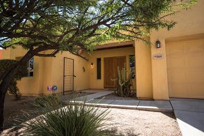 Tucson Single Family Home Active Contingent: 10644 E Ralph Alvarez Place