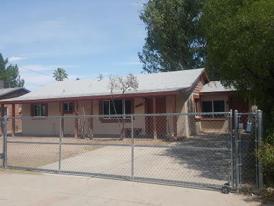 Tucson Single Family Home For Sale: 5413 E Bellevue Street