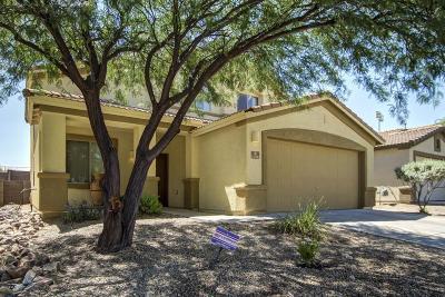 Single Family Home For Sale: 12790 E Hannah Trail