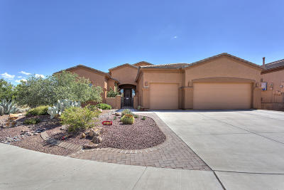 Green Valley Single Family Home For Sale: 1061 W Mountain Nugget Drive