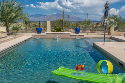 Tucson Single Family Home For Sale: 6053 W Roan Place