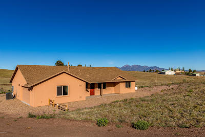 Sonoita Single Family Home For Sale: 12 Thoroughbred Court