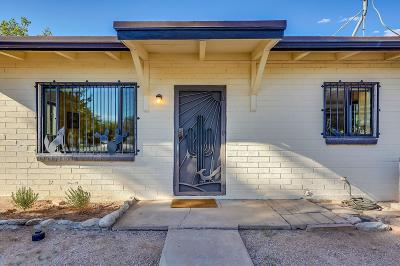 Tucson Single Family Home For Sale: 4157 E North Street
