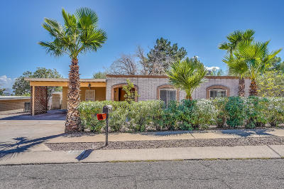 Single Family Home Active Contingent: 3211 W Union Jack Street