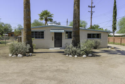 Tucson Single Family Home For Sale: 2035 N Sahuara Avenue