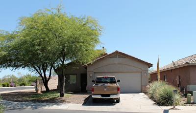 Tucson Single Family Home For Sale: 8392 N Wind Swept Lane