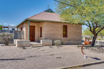 Tucson Single Family Home For Sale: 802 S 8th Avenue