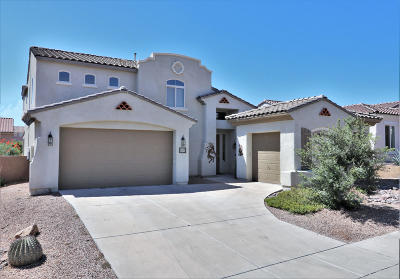 Sahuarita Single Family Home For Sale: 268 E Via Puente Lindo
