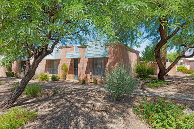 Tucson Condo For Sale: 3405 E Seneca Street