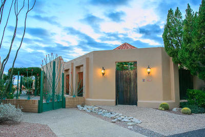 Tucson Townhouse For Sale: 5600 E Paseo De Manzanillo