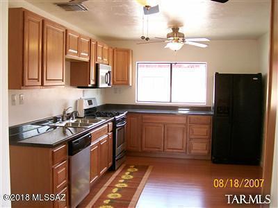 Tucson Single Family Home For Sale: 107 W Oklahoma Street