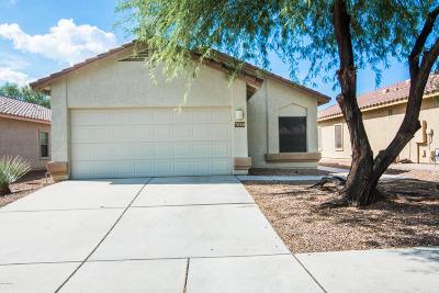 Tucson Single Family Home For Sale: 7699 W Sombrero View Lane
