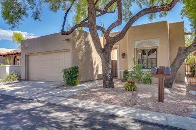 Tucson Single Family Home For Sale: 4066 E Quiet Moon Drive