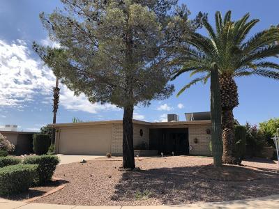 Green Valley Single Family Home For Sale: 321 W Rio Santa Cruz