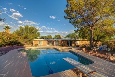 Tucson Single Family Home For Sale: 2342 W Labriego Drive