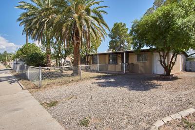 Tucson Single Family Home For Sale: 1110 E Fair Street