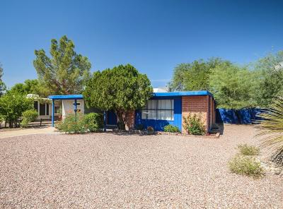 Tucson Single Family Home Active Contingent: 3001 E 19th Street